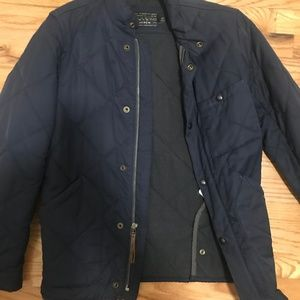 J. Crew Blue Outerwear Jacket